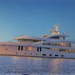Первый корпус супер-яхты Amels-200 продан